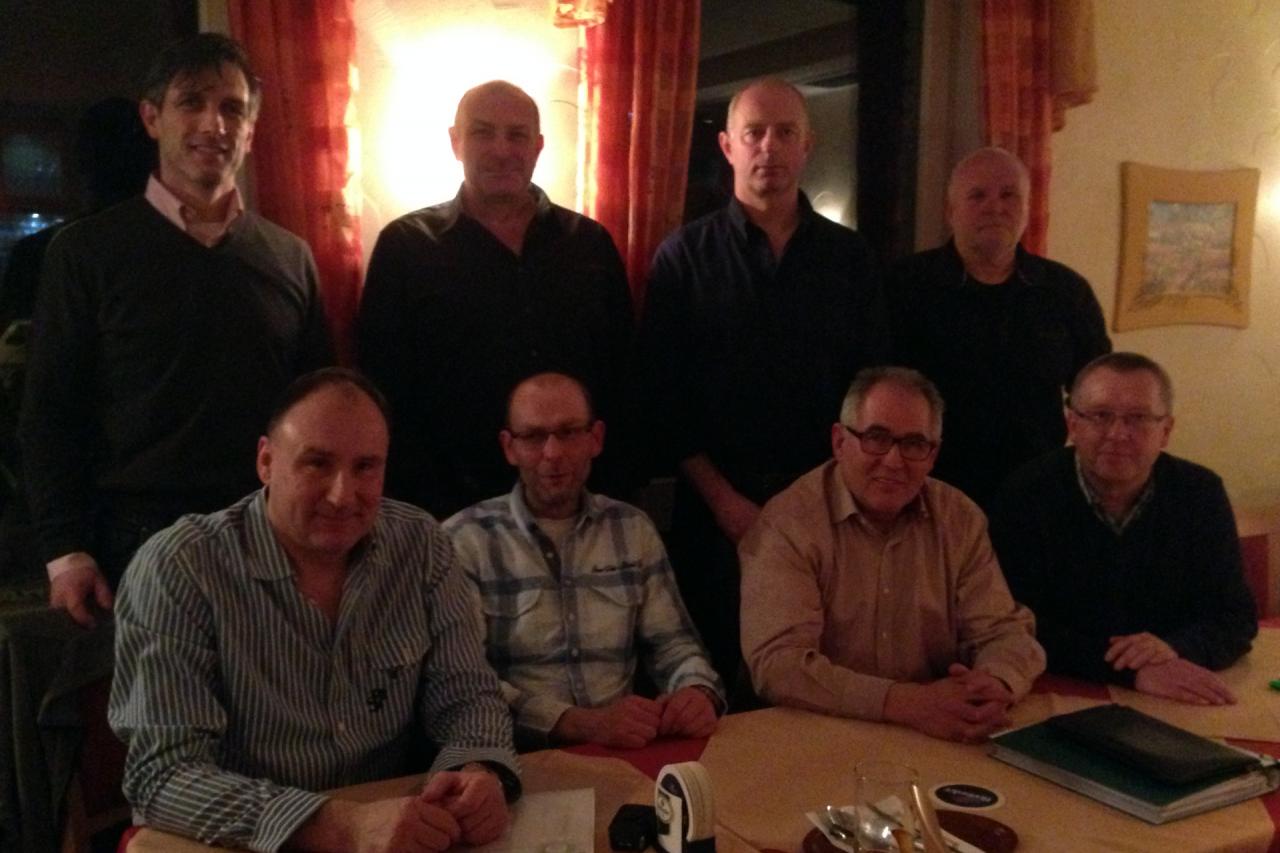 Der neue Vorstand 2014
