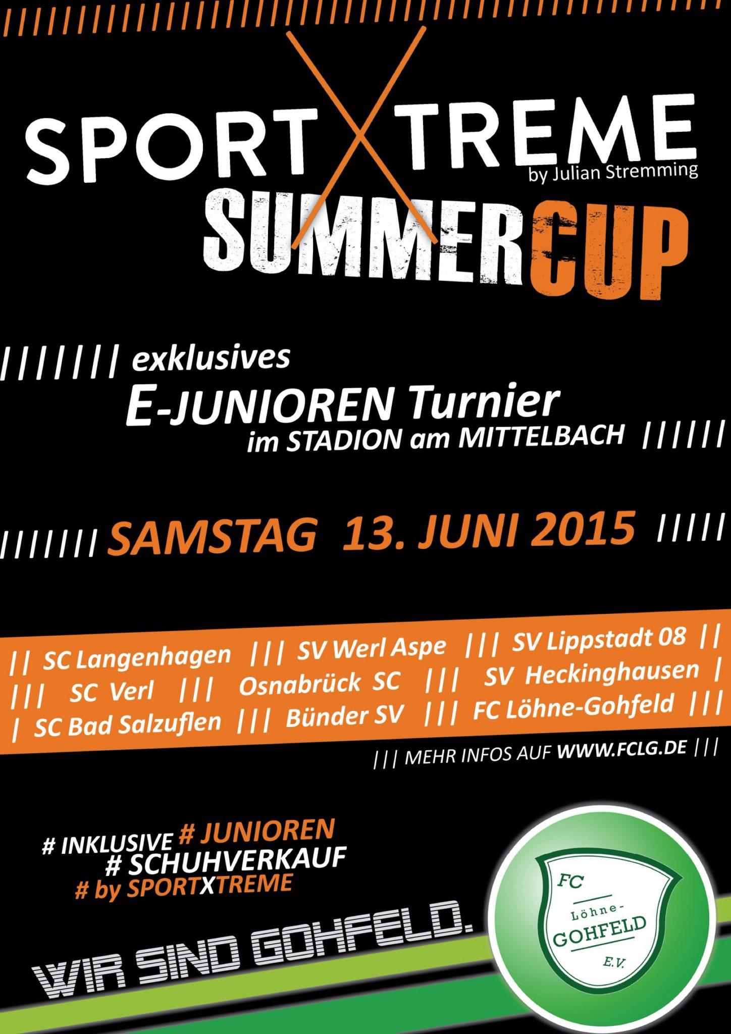 SportXtreme SummerCup