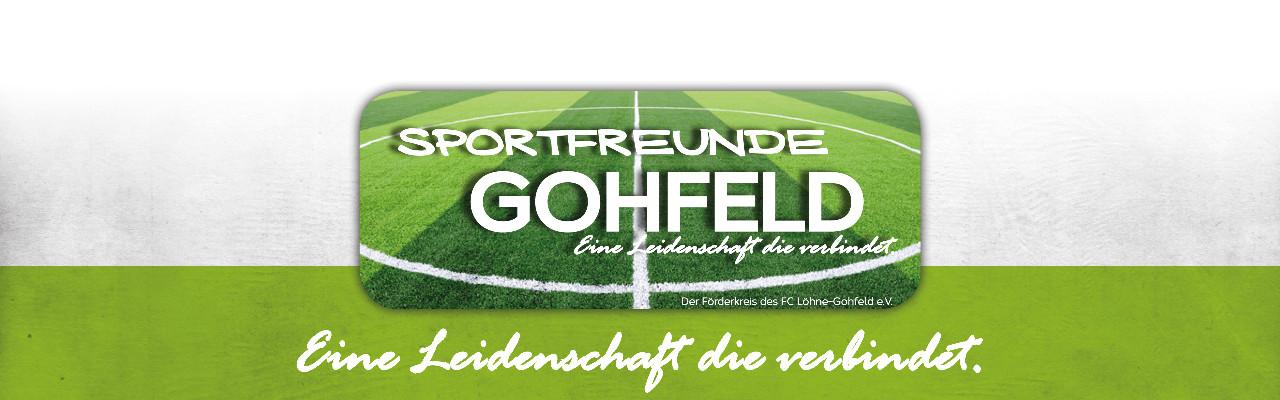 Sportfreunde Gohfeld Footer