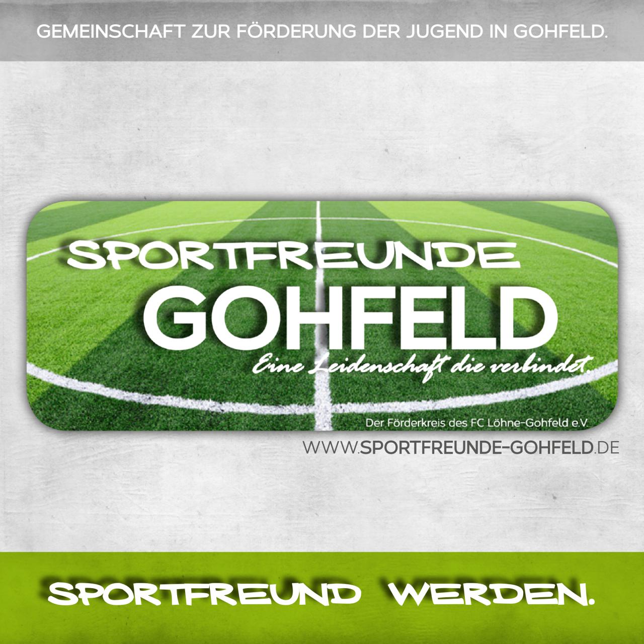 Booklet Sportfreunde Gohfeld