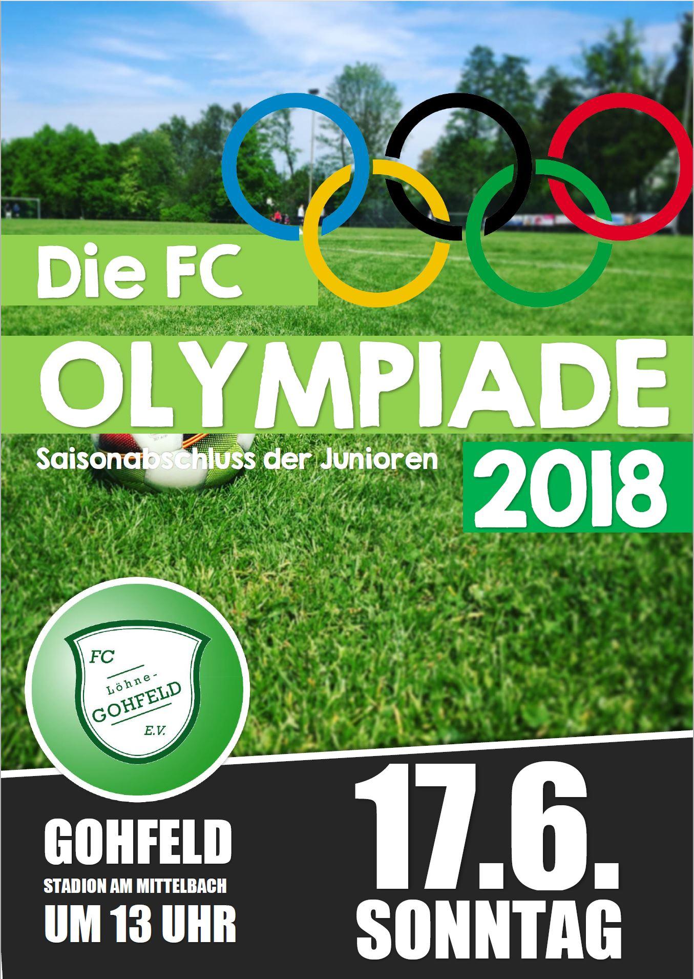 FC Olympiade 2018
