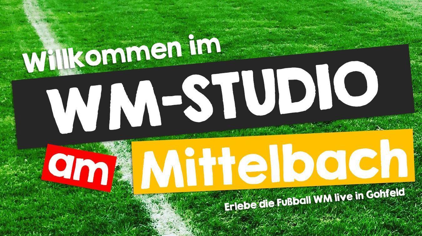 WM-Studio am Mittelbach 2018 Teaser