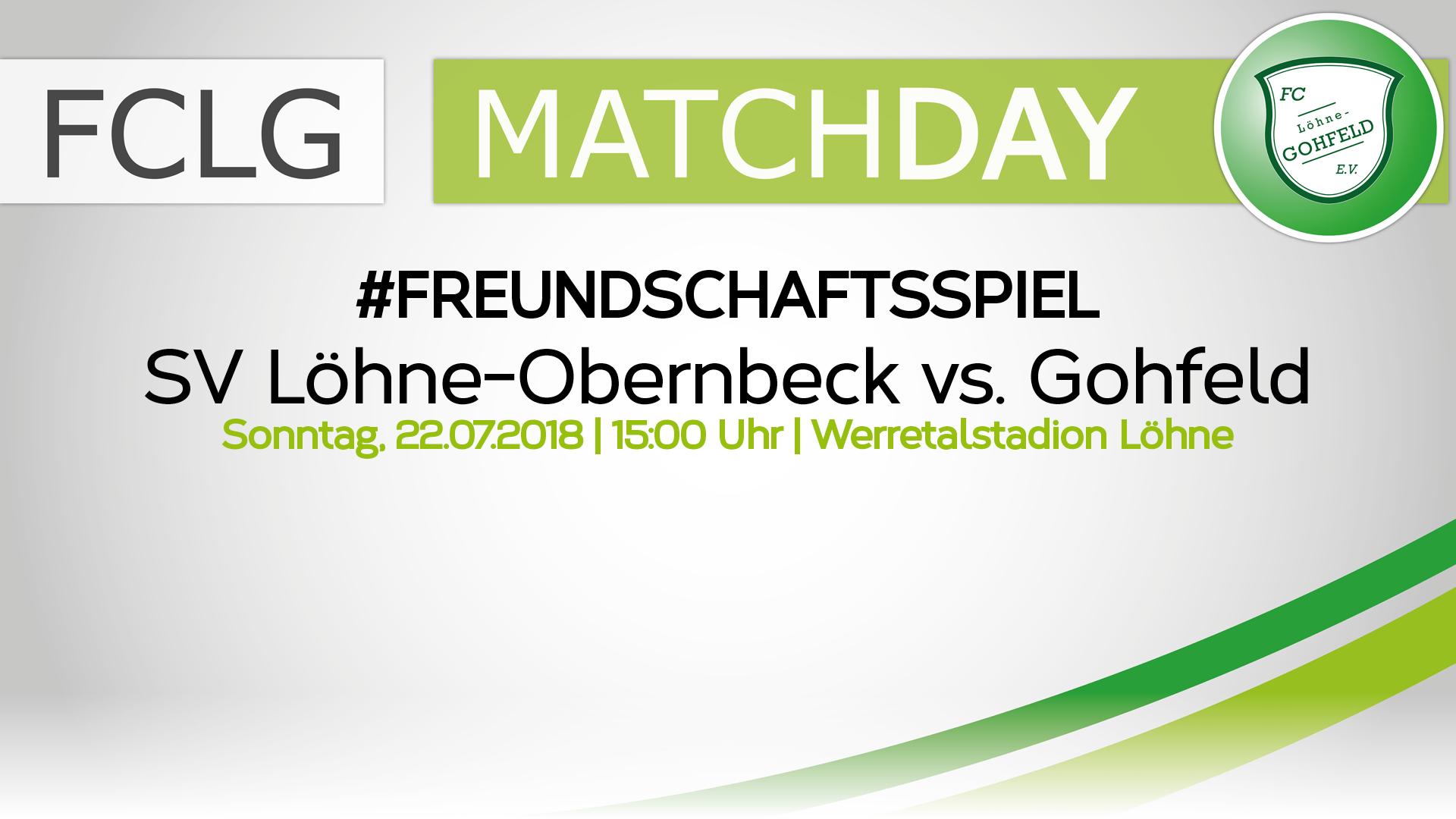 SV Löhne-Obernbeck vs. Gohfeld