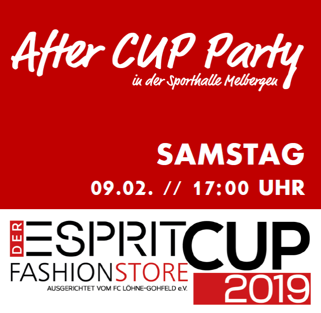 After Cup Party