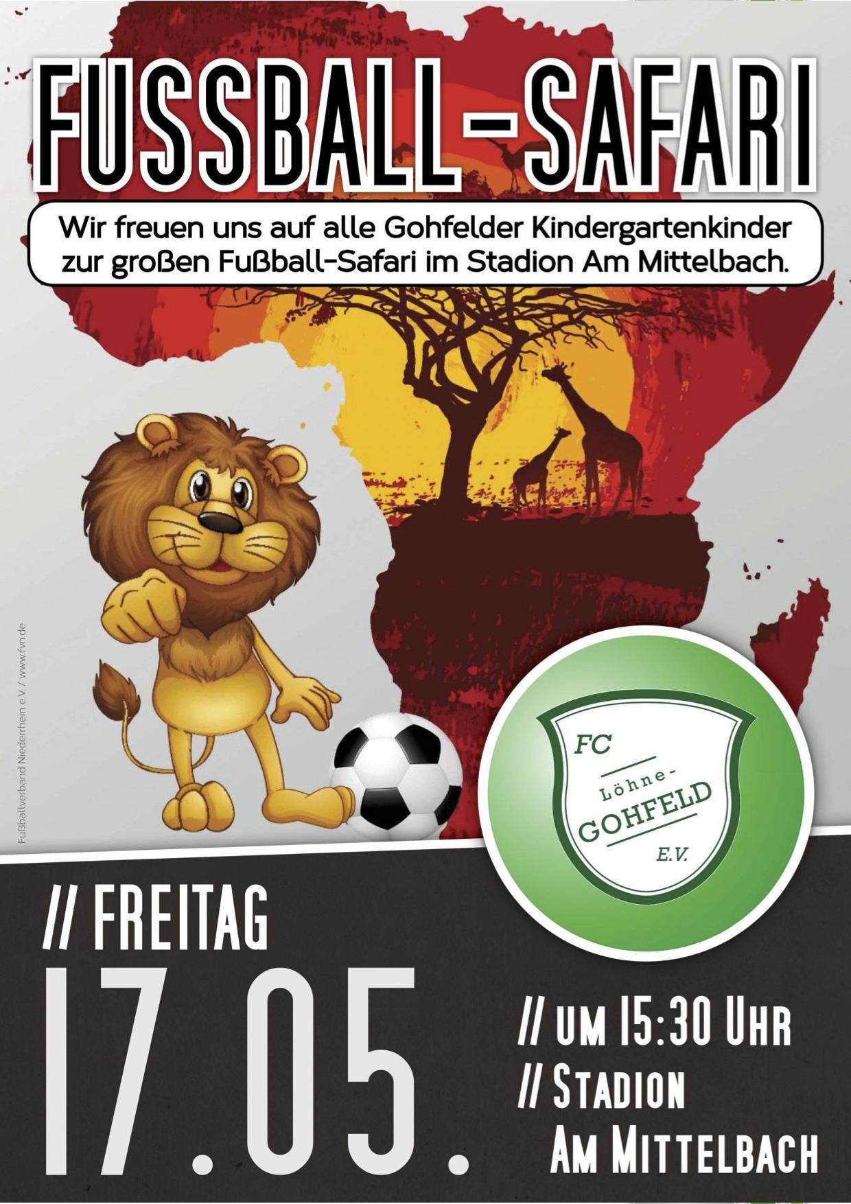 Fußball-Safari 2019