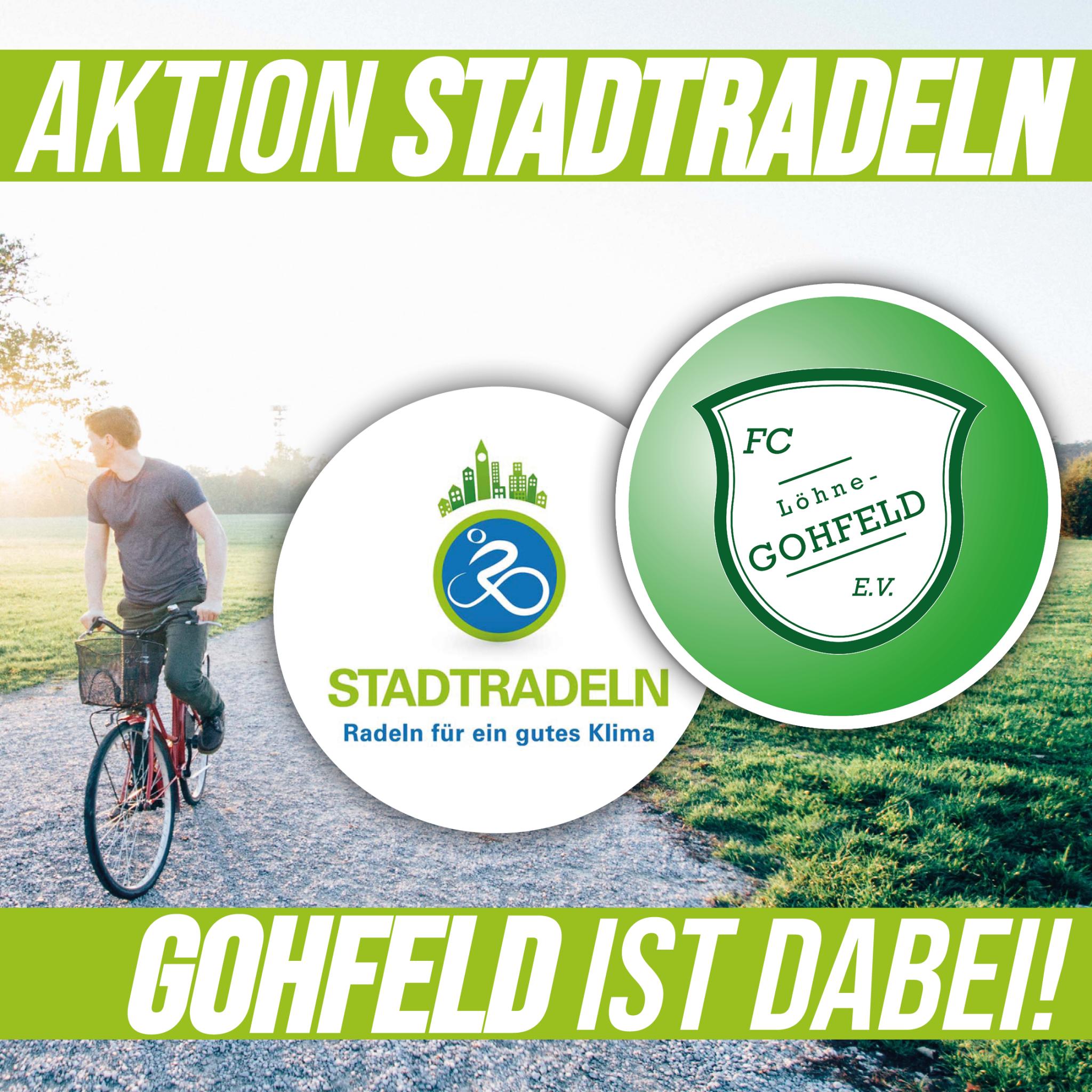 Stadtradeln: Gohfeld ist dabei!