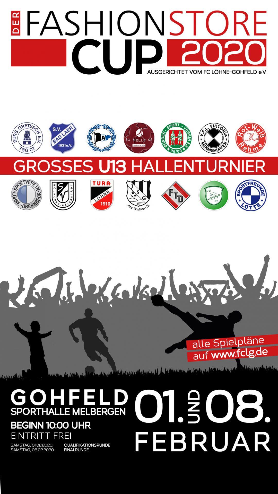 Gohfelder FashionStore Cup 2020