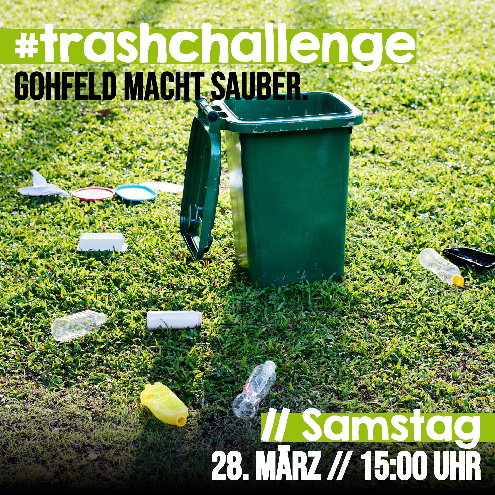 #trashchallenge 2020