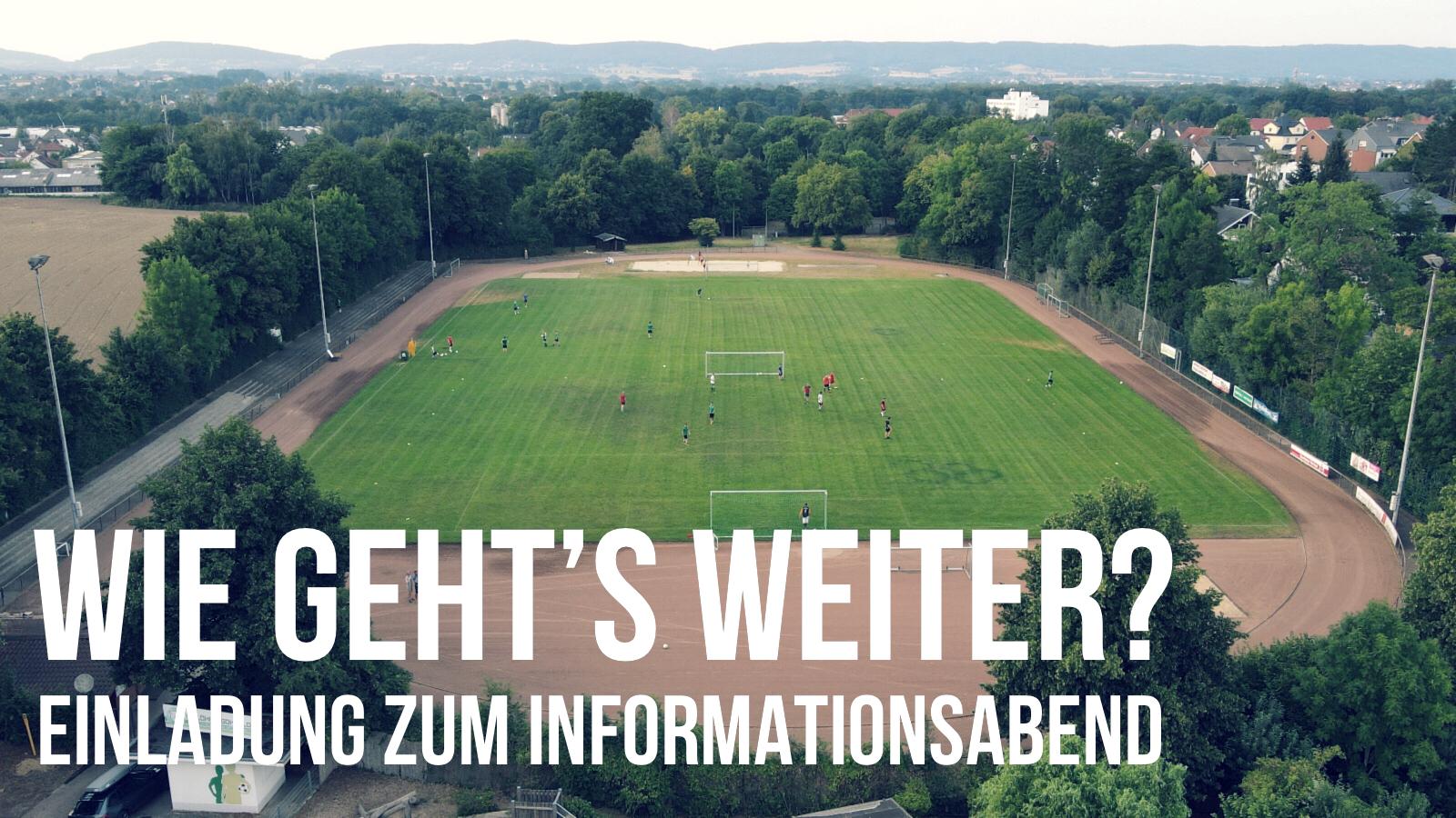 Infoveranstaltung zur geplanten Sanierung der Gohfelder Sportstätten
