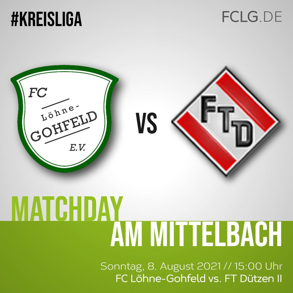 FCLG gegen FT Dützen II (Freundschaftsspiel)