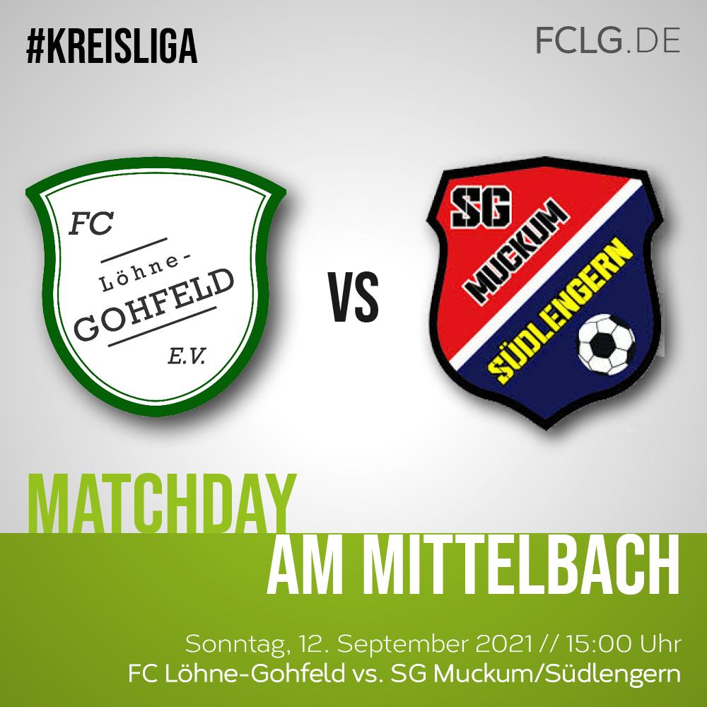 FCLG gegen SG Muckum/Südlengern