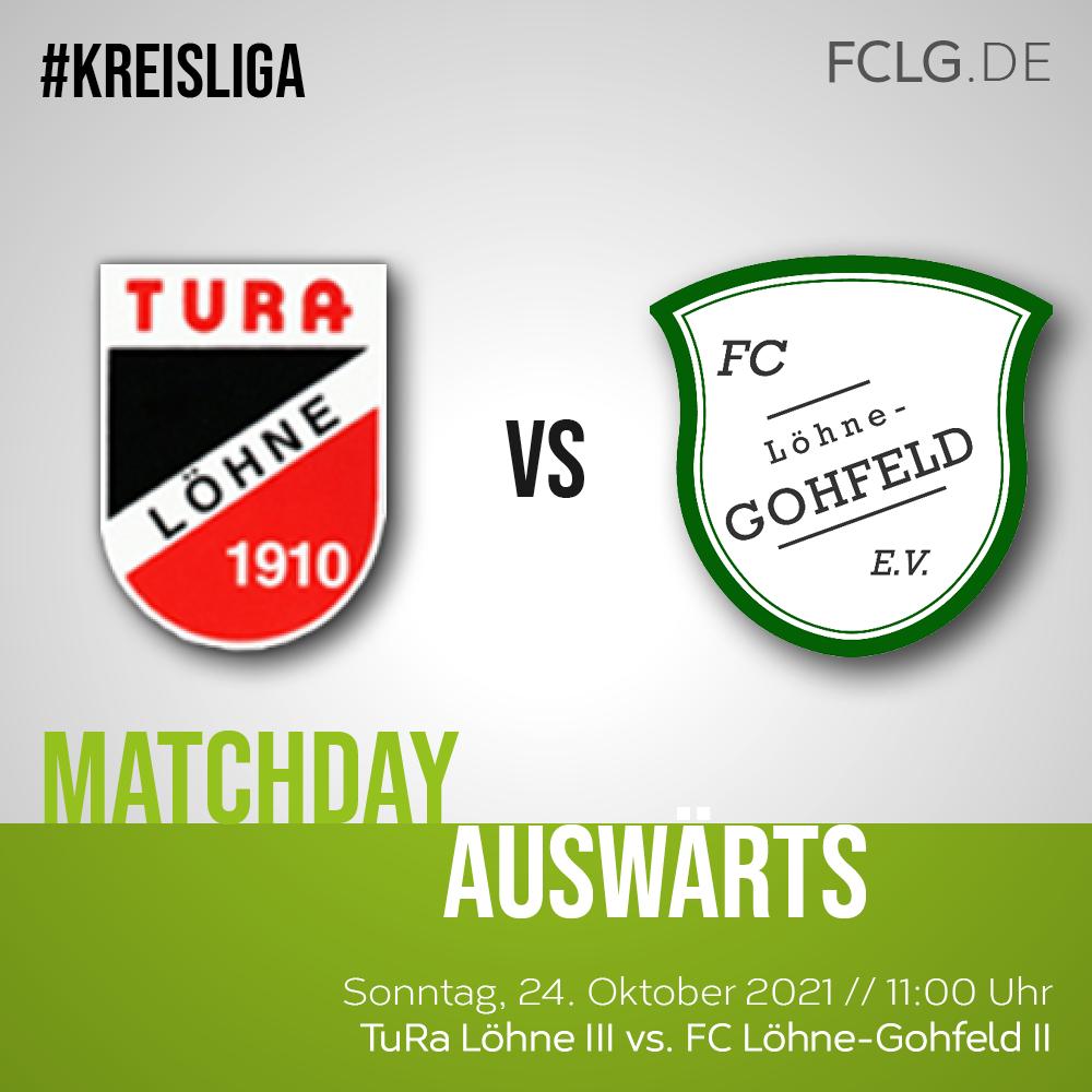TuRa Löhne III gegen FCLG II