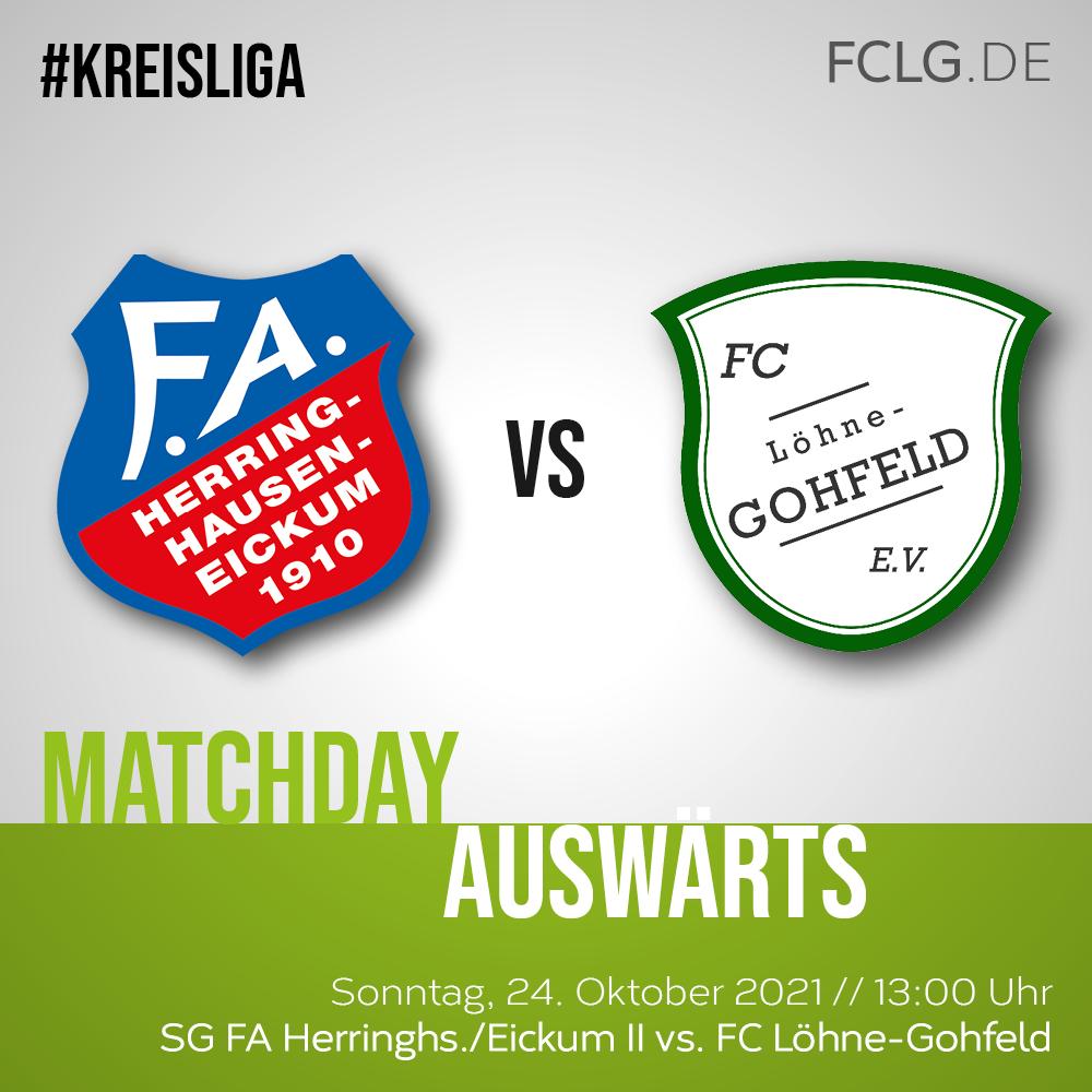 SG FA Herringhausen/Eickum gegen FCLG