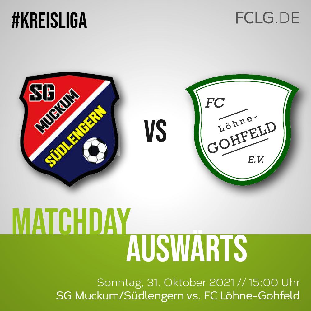 SG Muckum/Südlengern gegen FCLG